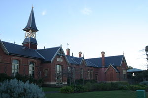 Clunes Historic Primary School