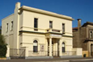 Clunes Old London Chartered Bank now RSL