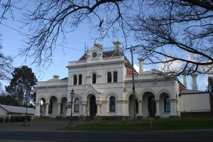 Clunes Townhall