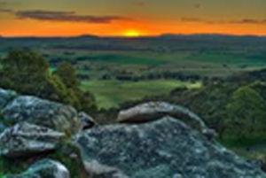Mount Beckworth Scenic Reserve
