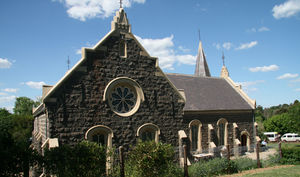 Wesley Church Clunes
